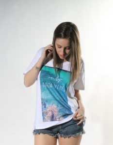 CAMISETA GOOD VIVBES -3